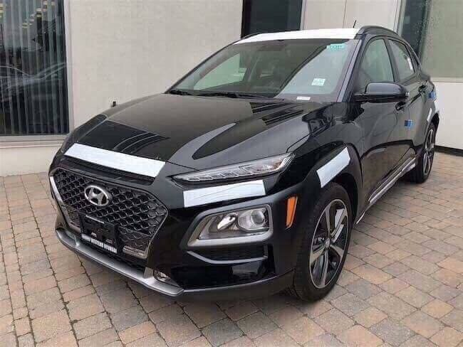 Hyundai Kona 1.6 turbo 2021