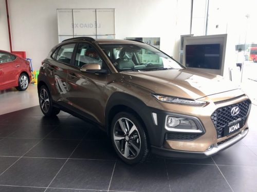 Hyundai Kona 1.6 turbo
