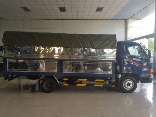 Hyundai Xe tải 2.5 tấn N250SL