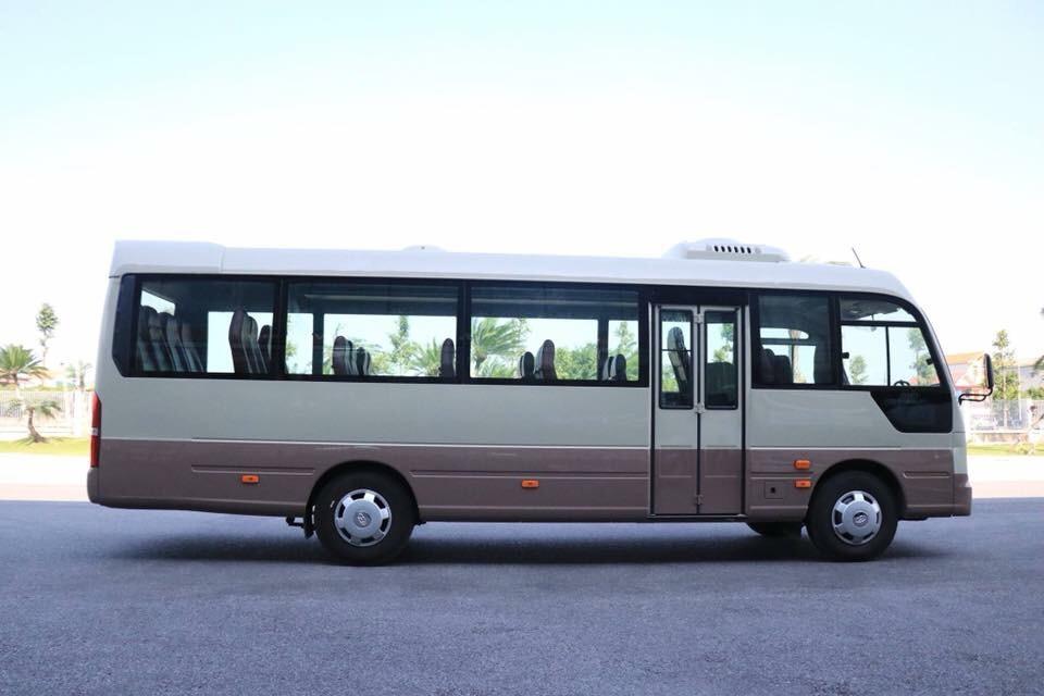 Xe khách 29 chỗ hyundai 2020