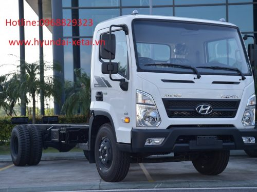 Hyundai MIGHTY EX6-8 SERIES 2019
