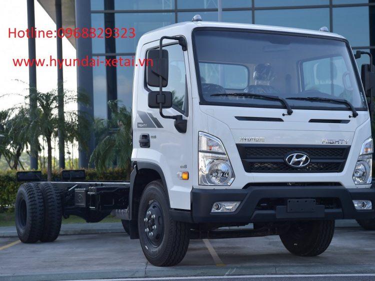 xe tải Hyundai MIGHTY EX6-8 SERIES 2020