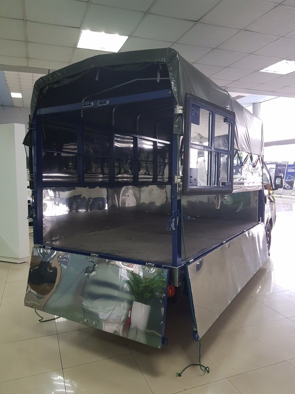 Hyundai Xe tải 1.5 tấn Porter H150
