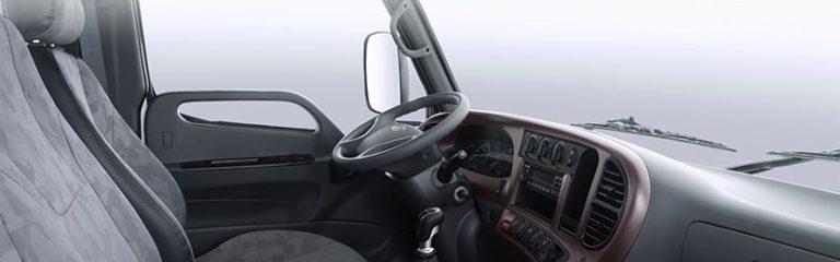 Khoang lái Xe tải New Mighty N250SL