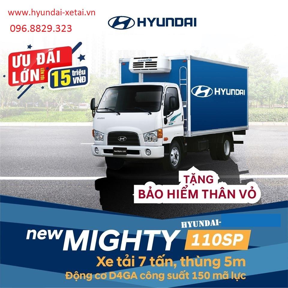 Xe tải Hyundai Khuyến mãi khủng 2020