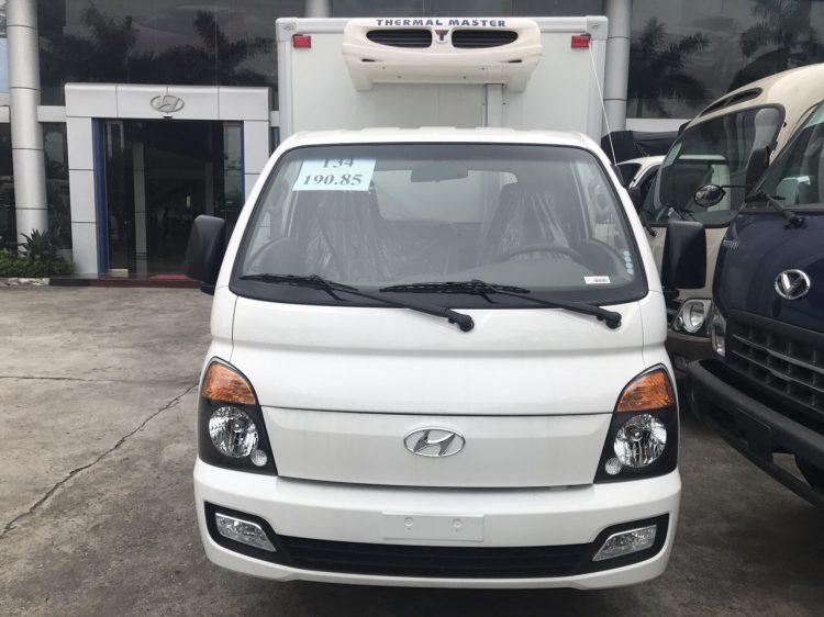 Giá xe tải đông lạnh 2020 – Hyundai H150 Porter 990kg