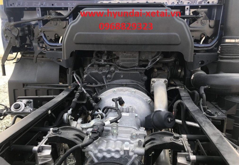 Thùng Mui Bạt Hyundai 7Tấn