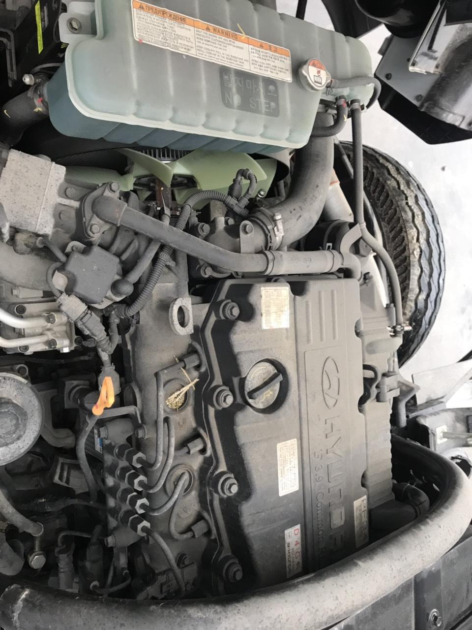 động cơ 7 tấn Hyundai