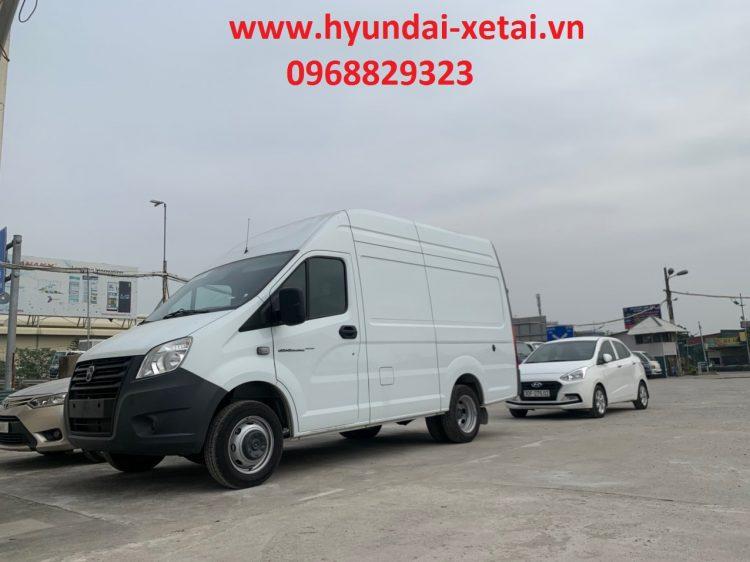 Xe gaz van 3 chỗ ngồi tải 835kg Nhập khẩu nguyên chiếc từ nga 11.5cm3