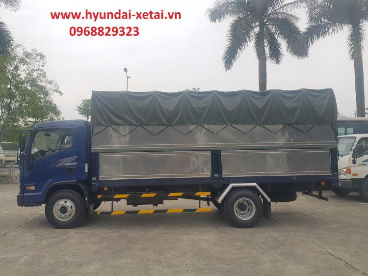 xe tải 8 tấn giá tốt * hyundai ex8 gt s2 * Hyundai thùng dài 5m4 * 2021