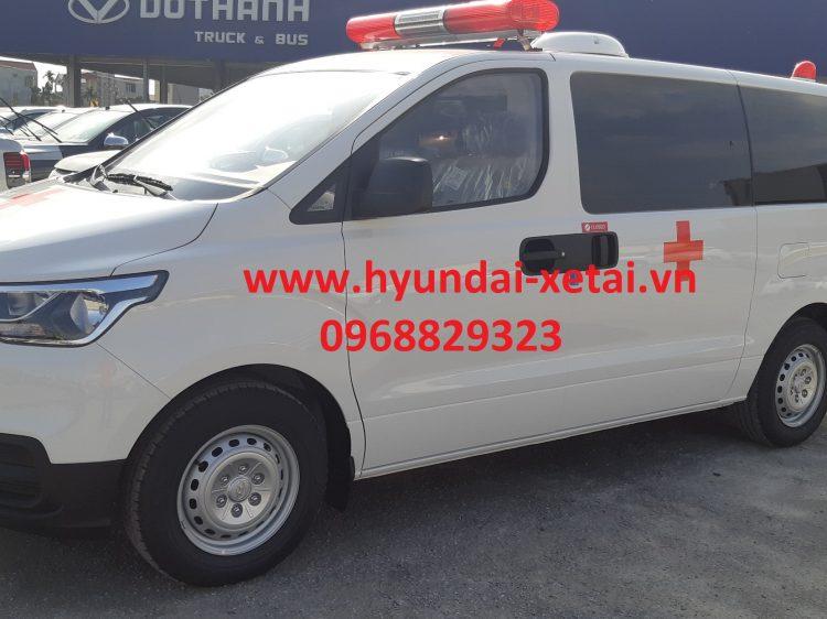 xe cứu thương Hyundai * starex nhập khẩu 2020 * Hyundai cứu thương