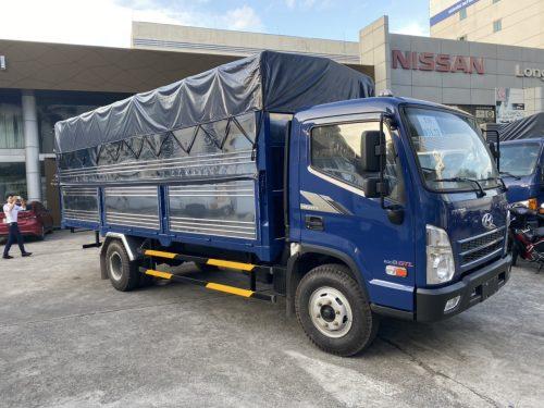 Hyundai 8 tấn EX8-GTL 2021