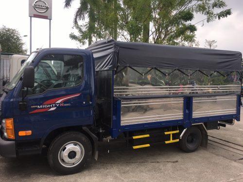 Hyundai 2 tấn thùng bạt 3m6